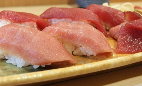 Tuna, Sushi and Seafood